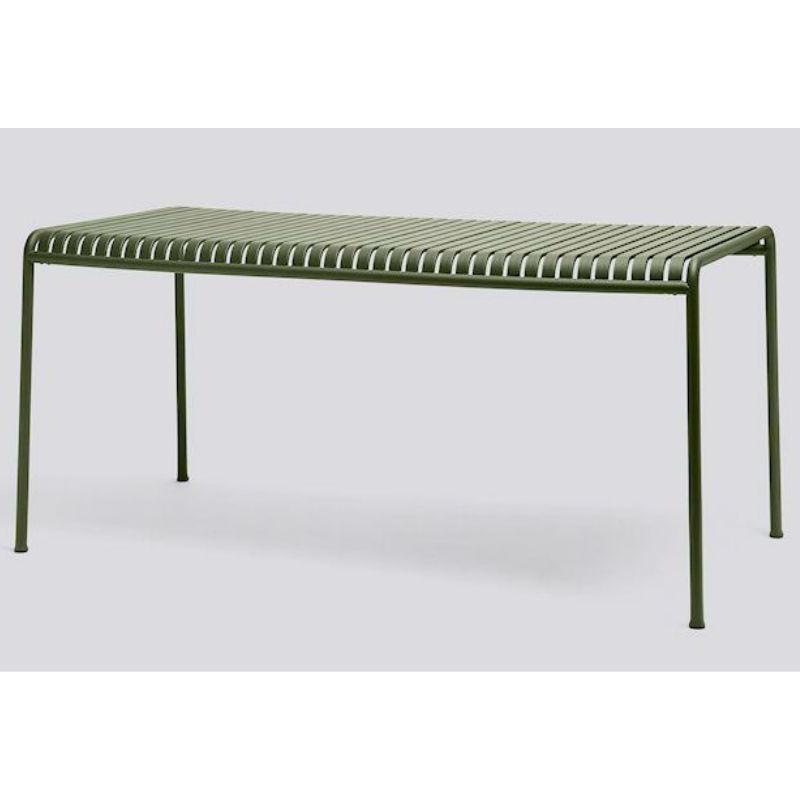 Hay Palissade Table Contemporary Outdoor Furniture Minima