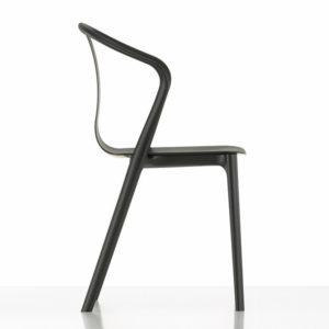 Belleville Plastic Armchair -0