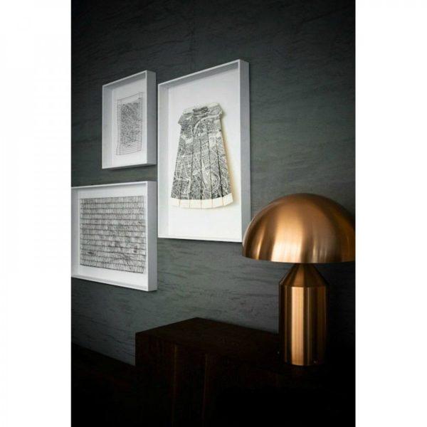 Atollo Table Lamp Gold -30710