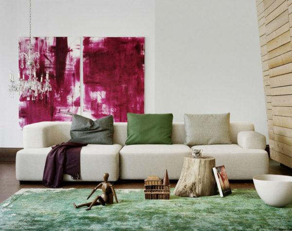 Fritz Hansen Alphabet™ Sofa Designer furniture Contemporary furniture