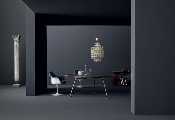 Knoll Grasshopper Round Table Designer Contemporary Furniture