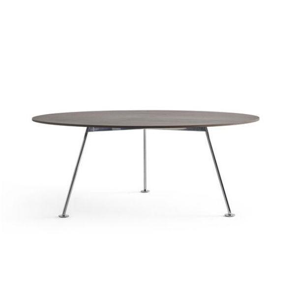 knoll grasshopper table round designer contemporary furniture