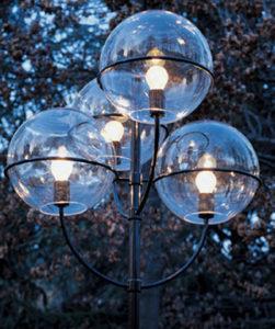 Oluce Lyndon Floor Light Designer Contemporary Lighting