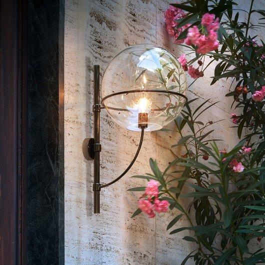 Oluce Lyndon Wall Light Designer Contemporary Lighting