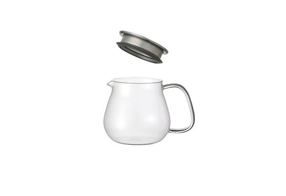 Kinto Unitea One Touch Teapot Designer Contemporary Accessories
