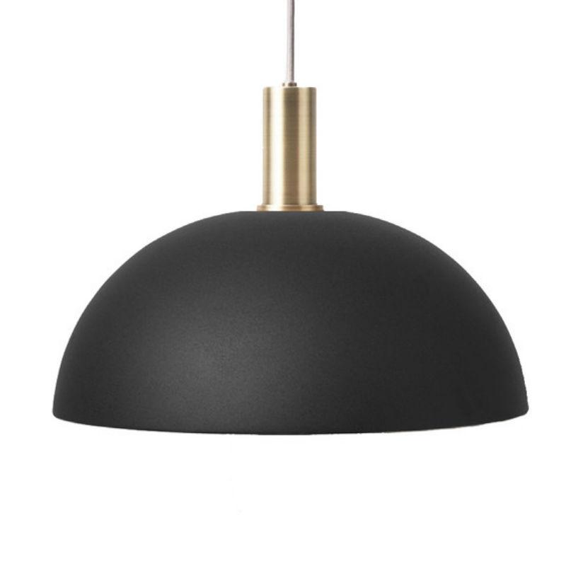 Ferm Living Pendant Light with Dome Shade Contemporary Designer Lighting