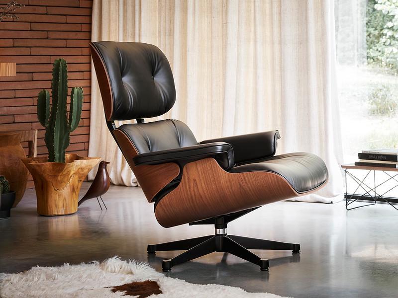 vitra eames house bird walnut designer contemporary homeware