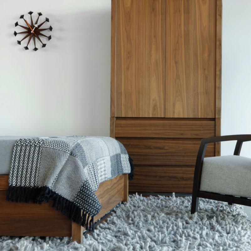 Vitra Polygon Clock Lifestyle Contemporary Designer Lifestyle