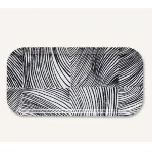 Marimekko Kubb Plywood Tray Contemporary Designer Homeware