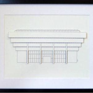 01 Central Library Contemporary Designer Homeware