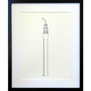 BT Tower Birmingham Contemporary Designer Homeware