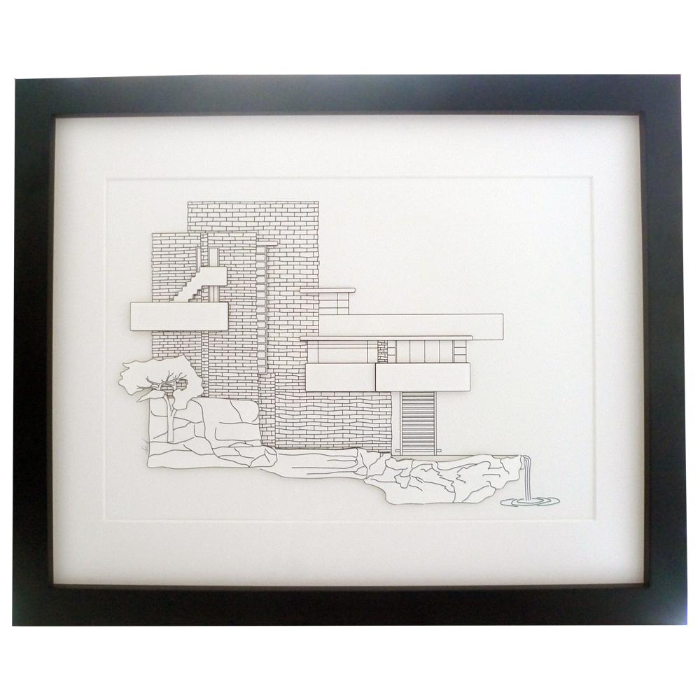 Fallingwater, Pennsylvania Contemporary Designer Homeware