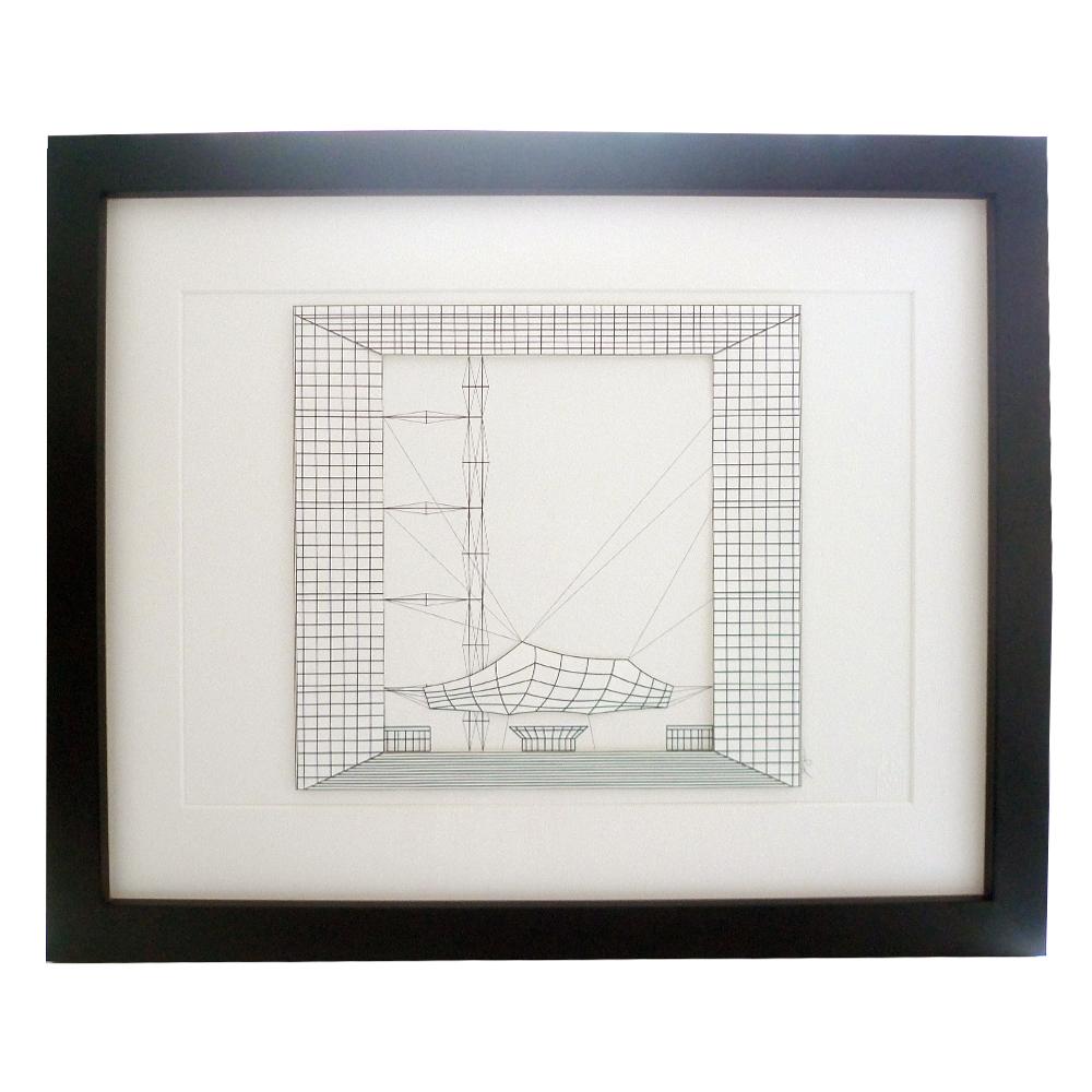 La grande arche, Paris Contemporary Designer Homeware