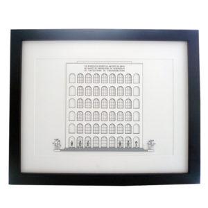 Palazzo della civiltà, Rome Contemporary Designer Homeware