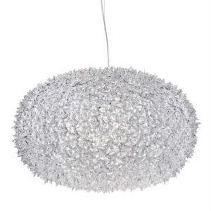 Kartell bloom s1 pendant light designer contemporary lighting