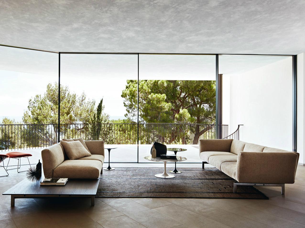 Knoll lissoni avio sofa designer contemporary furniture