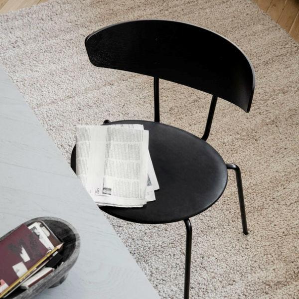 Ferm Living Loop Rug lifestyle Contemporary Designer Homeware