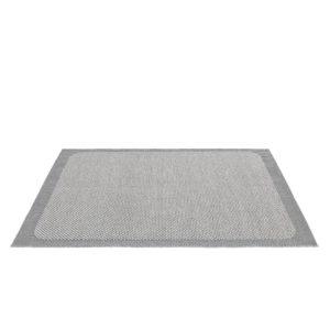 muuto pebble rug light grey designer contemporary homeware