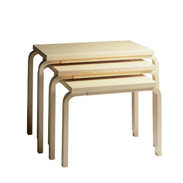 Artek Nesting Tables Contemporary Designer Furniture