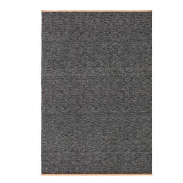 Bjork Rug 200x300 dark grey Contemporary Designer Homeware