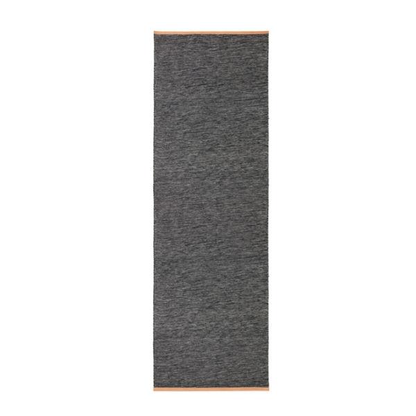 Bjork Rug 85x250 dark grey Contemporary Designer Homeware