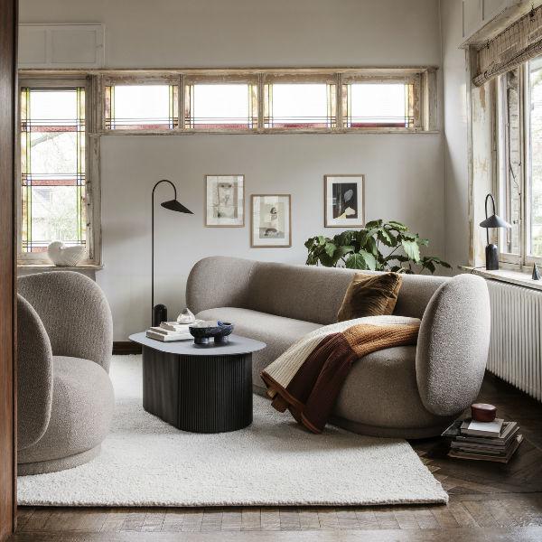 Ferm Living Rico 3 seater Sofa Lifestyle Contemporary Designer Furniture