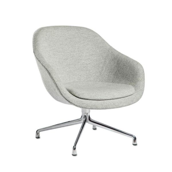 Hay AAL81 Grey Contemporary Designer Furniture