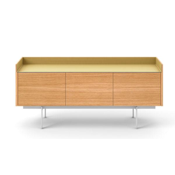 Punt Stockholm 3 doors oak gold top Contemporary Designer Furniture