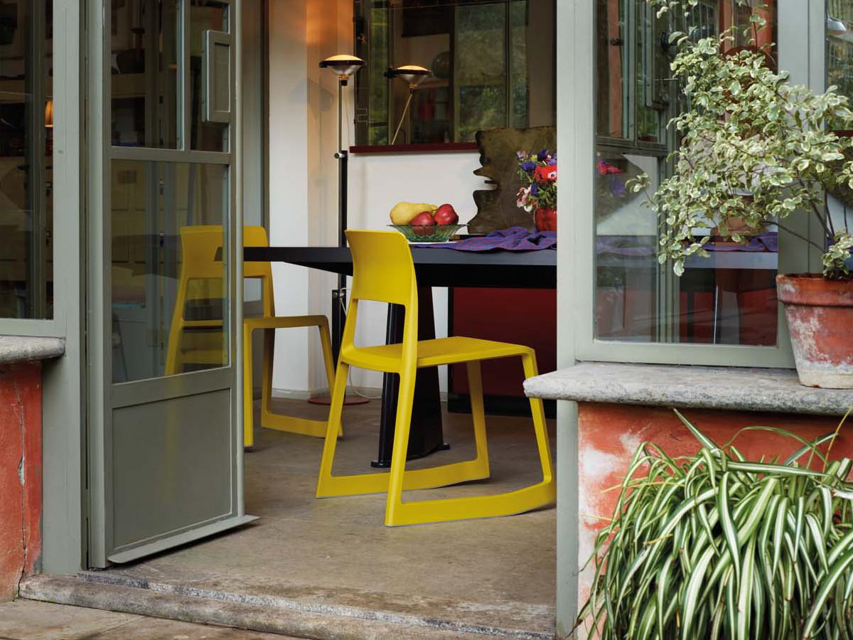 vitra tip ton chair designer contemporary furniture