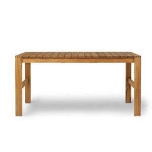 Carl Hansen BK15 Outdoor Dining Table Contemporary Designer Furniture
