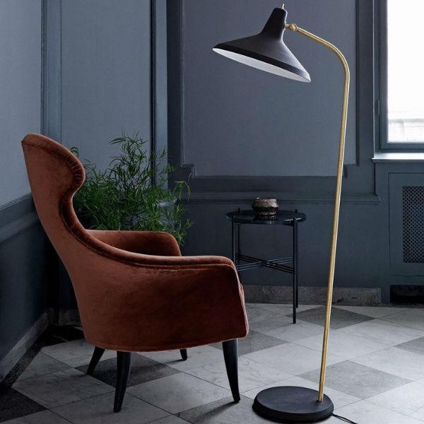 Gubi TS Table 40cm lifestyle1 Contemporary Designer Lifestyle