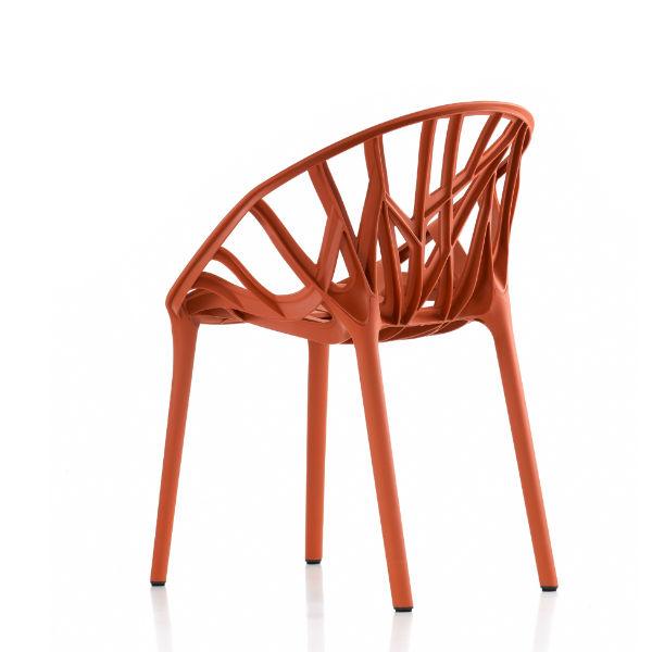 Vitra Vegetal Chair Brick Contemporary designer Furniture