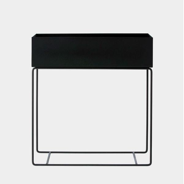 Ferm Living Plant Box Black Contemporary Designer Furniture