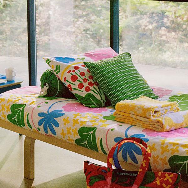 Marimekko Alku Cushion Cover 40x40cm Lifestyle Contemporary Designer Homeware