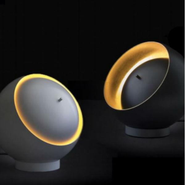 Oluce Eva Lamp lifestle2 Contemporary Designer Lighting