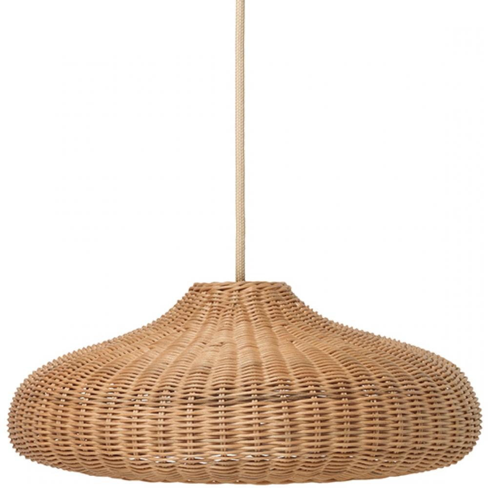Ferm living braided pendant light Contemporary Designer Lighting