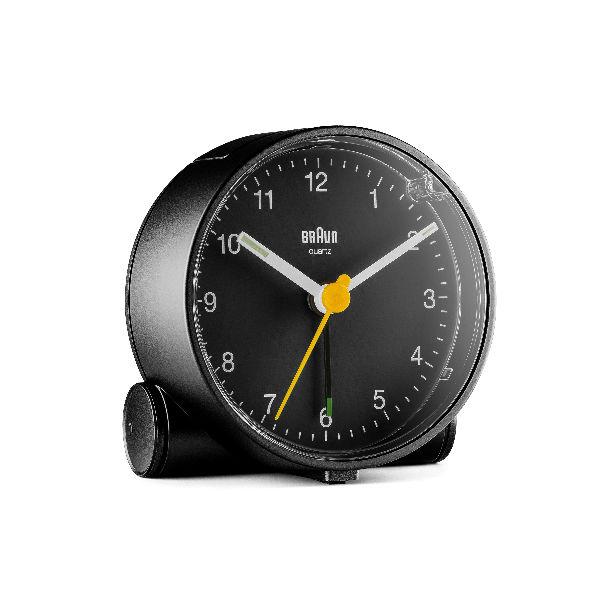 Braun BC01 Classic Analogue Alarm Clock