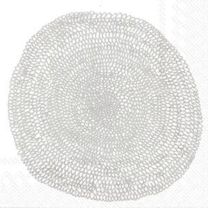 marimekko white paper napkins