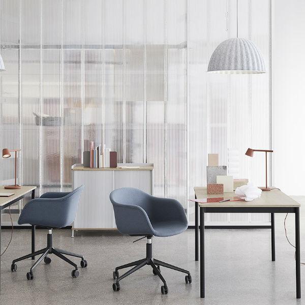 Muuto Under The Bell Pendant 55cm Lifestyle Contemporary Designer Lighting