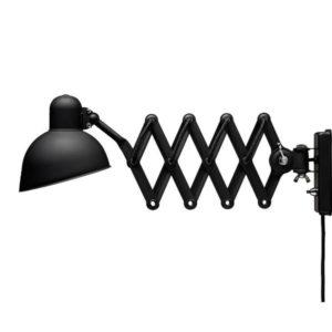 fritz hansen kaiser idell scissor lamp