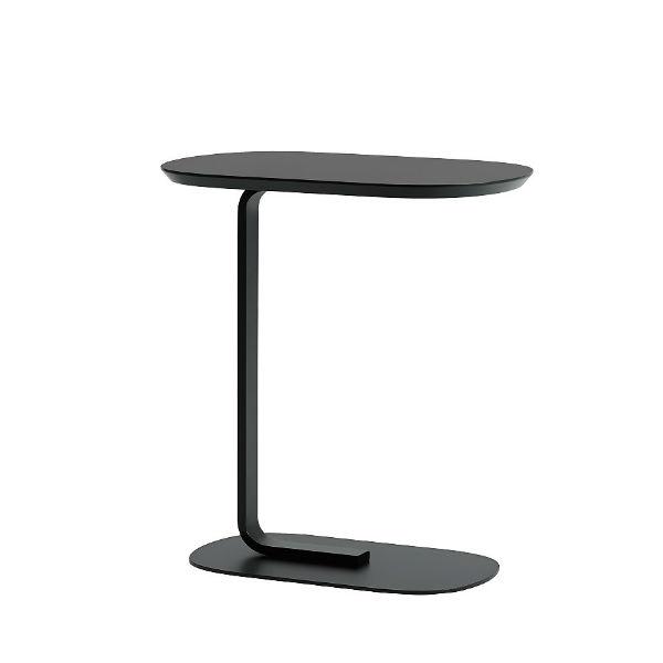 Muuto Relate Table Black Contemporary Designer Furniture