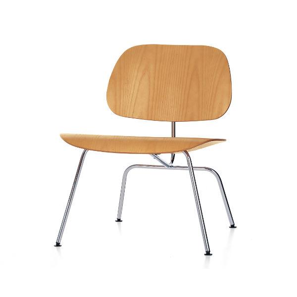 Vitra LCM Plywood chair natural ash Contemporary designer furniture
