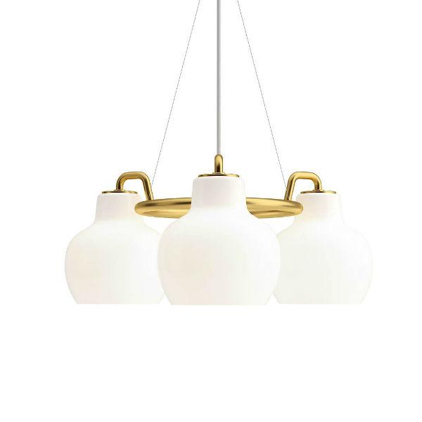 Louis Poulsen VL Ring Crown 3 Pendant Light