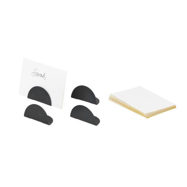 Ferm Living Card Holders Black Brass Lifestyle1Ferm Living Card Holders Black Brass Lifestyle1 contemporary designer homeware