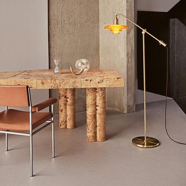 Louis Poulsen PH32 Floor Lamp Limited Edition Lifestyle1 Contemporary Designer Lighting