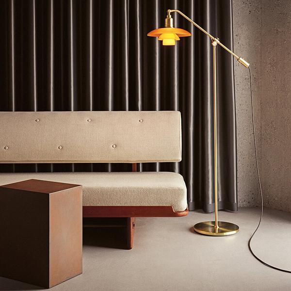 Louis Poulsen PH32 Floor Lamp Limited Edition Lifestyle2 Contemporary Designer Lighting