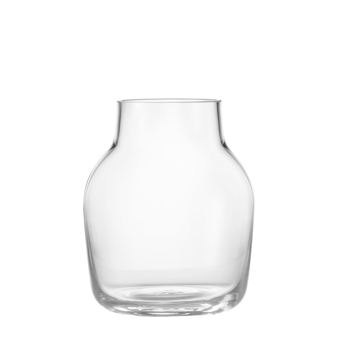Muuto Silent Vase Clear 1 contemporary designer homeware