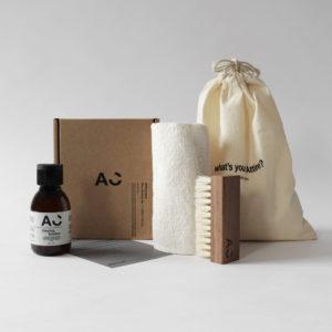 Attire Care Shoe+Cleaning+Set+100ml+01 contemporary designer homeware