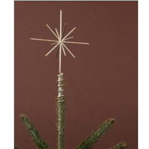 Ferm Living Christmas Tree Top Star Contemporary Designer Homeware