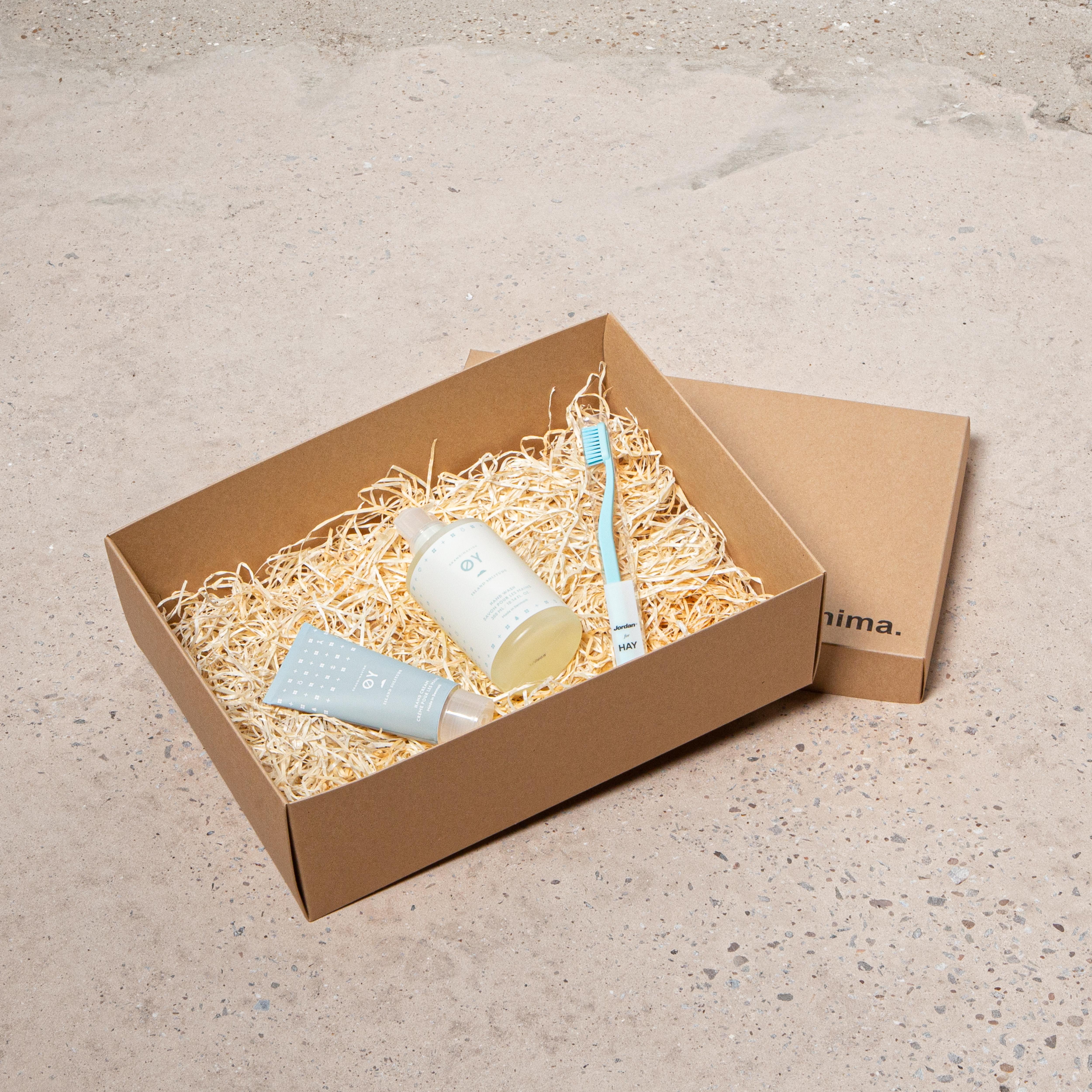 Minima Hamper 35 Home Box contemporary designer homeware